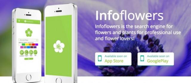 'Bloemenbureauboekjes' als app
