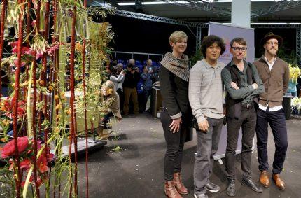 Floral Fundamentals op Chelsea Flower Show