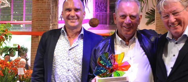 Stimuflori Innovation Award naar Kolster voor bijzondere kruisdistel